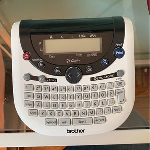 Label Maker Brother P-touch for Sale in Falls Church, VA