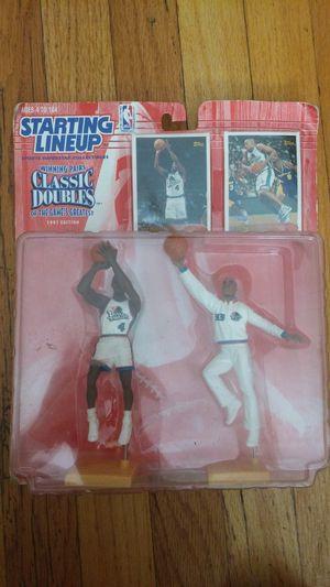 1997 Grant Hill & Joe Dumars Collectibles for Sale in Chicago, IL