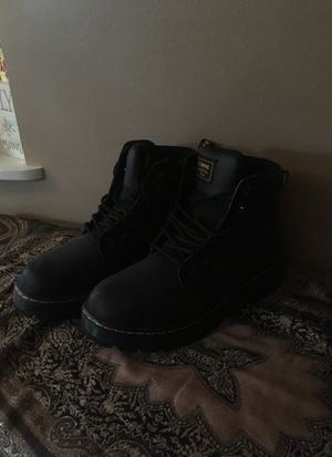 Dr Martin work boots size 9 for Sale in Fairview Park, OH