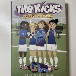 The Kicks Soccer Novel For Kids ⚽️📖🤩 for Sale in Port St. Lucie, FL