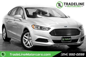 2016 Ford Fusion for Sale in Carrollton, TX