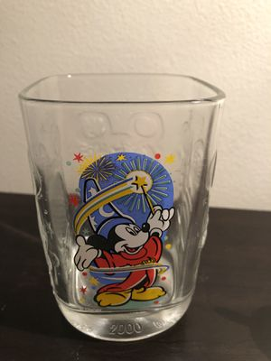 2000 Disney Celebration Glass ... McDonald's Collectible for Sale in Everett, WA