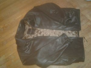 $80 very nice leather jacket. XXL. Marc New York Andrew marc for Sale in Minneapolis, MN