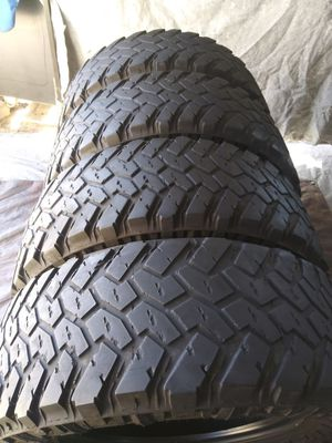 LT295/65/R20 NITTO TRAIL GRAPPLER M/T LLANTAS for Sale in Avondale, AZ