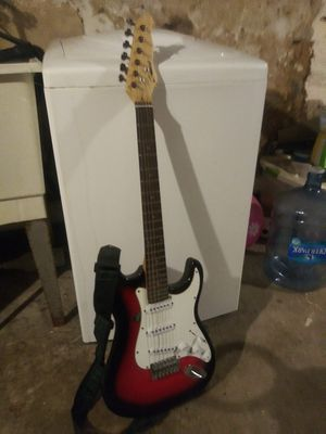 Crescent Electric Guitar for Sale in Philadelphia, PA