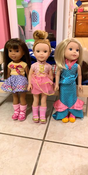 American girl dolls for Sale in Memphis, TN