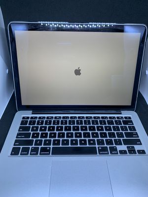 MacBook Pro (Retina Display) Late 2013 edition and case for Sale in Washington, DC