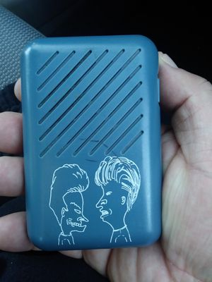 Beavis and Butthead talking toy. Rare 1993 authentic MTV merchandise for Sale in Moreno Valley, CA