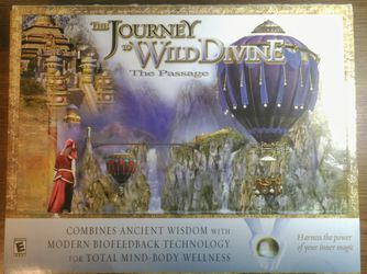 Biofeedback: The Journey To Wild Divine - The Passage for Sale in Glenshaw,  PA