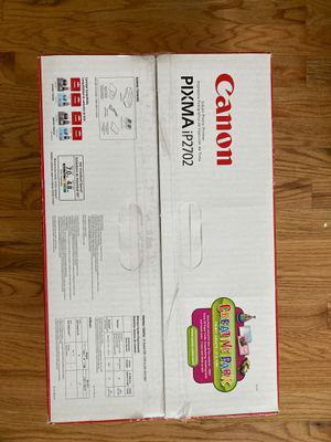 Canon inkjet Photo Printer for Sale in Houston, TX