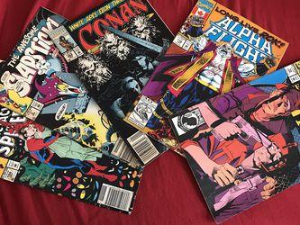 Vintage Comic books for Sale in Winter Park,  FL