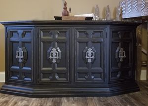 Refinished Buffet / TV Console / side for Sale in Plainfield, IL
