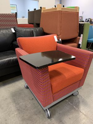 Back to school tablet arm chair for Sale in Denver, CO