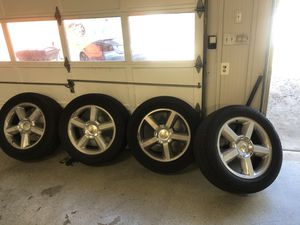 Chevy Tahoe wheels and tires for Sale in Silver Spring, MD