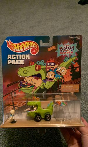 "Hot Wheels Action Pack ""Rugrats Movie"" & ""Toy Story"" for Sale in Hampton, VA"