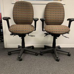 Allsteel Trooper Ergonomic Desk Office Chairs (10 Plus ) for Sale in Phoenix, AZ
