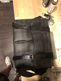 Burberry Messenger Bag for Sale in Nashville,  TN