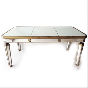 Zgallerie Mirrored antique gold for Sale in Los Angeles, CA