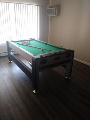 Pool table/Air Hockey for Sale in Grosse Pointe Woods, MI