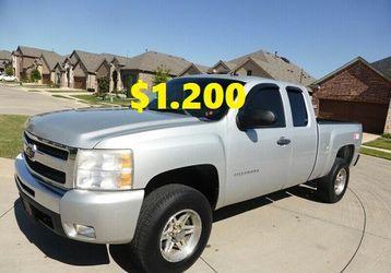 ⚡️Good condition-✨URGENT✨! 2011 Chevrolet Silverado 💲1,2OO⚡️ for Sale in Detroit,  MI