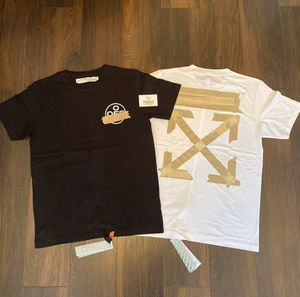 Off White Taped Shirt for Sale in Falls Church, VA
