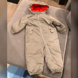 GAP Olive Green Snow Suit 18-24 Months for Sale in Chicago, IL
