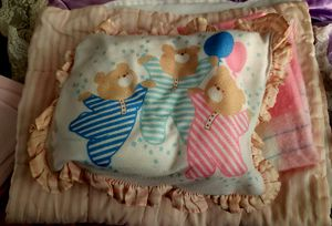 Baby blankets & pillow for Sale in Upland, CA