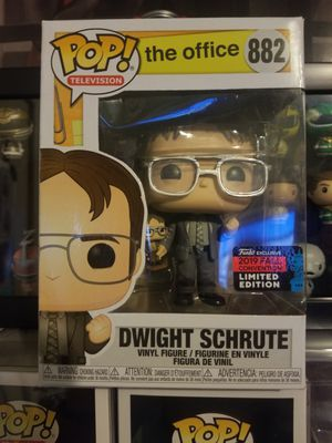 Dwight Schrute Funko NYCC 2019 for Sale in Los Angeles, CA