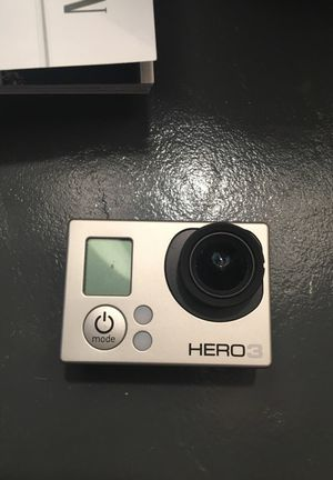 Gopro hero 3 for Sale in Seattle, WA