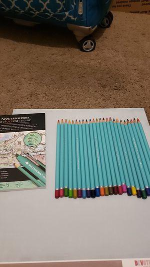 24 spectrum noir colorista aqua pencils for Sale in Chula Vista, CA