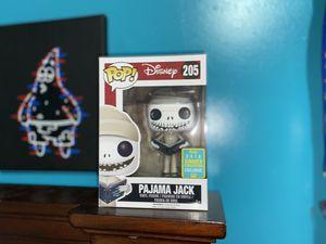 Funko Pop! Disney Nightmare before Christmas: Pajama Jack for Sale in Manassas, VA