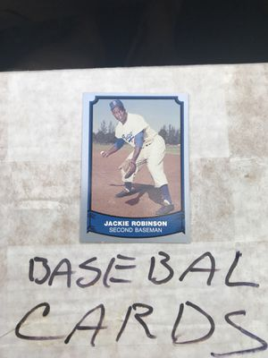 Jackie Robinson Baseball Card for Sale in Henderson, NV