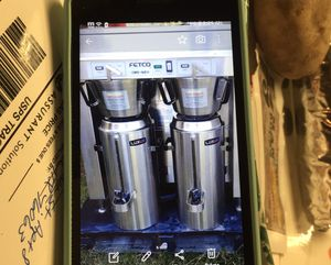 A Coffee Brewer By Fetco 4 Banquets,Corporate,Stadium and Events for Sale at $500 retail $3200 for Sale in Mansfield, TX