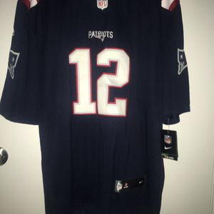 NFL jersey New England Patriots for Sale in Nashville, TN
