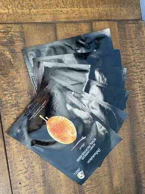 Set of 6 Honey Sheet Masks for Sale in Menifee, CA