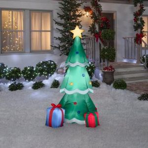 LED Christmas Tree Lighted Display for Sale in Los Angeles, CA