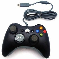 Usb Wired Controller Gamepad Remote Xbox 360 for Sale in Long Beach,  CA