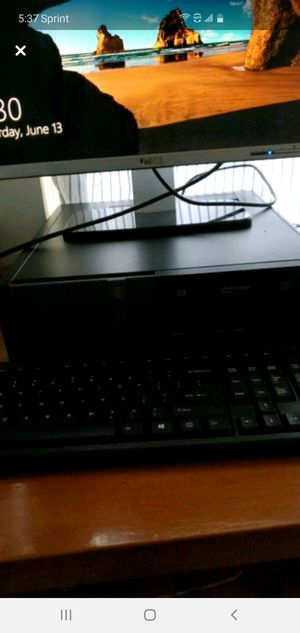 Dell Optiplex 790 Desktop computer for Sale in Leesburg, VA