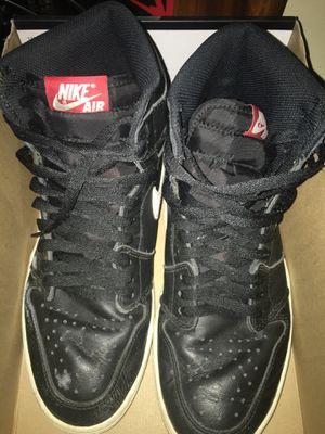 Jordan 1 Retro Yin Yang Black for Sale in Waukesha, WI