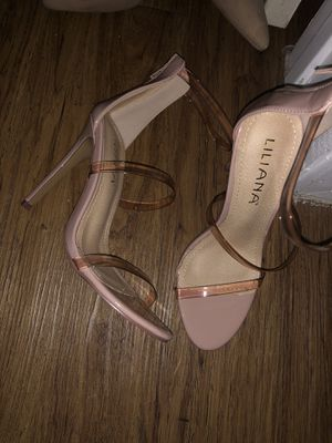 Heels , size 7 (lolas shoetique) for Sale in Dallas, TX