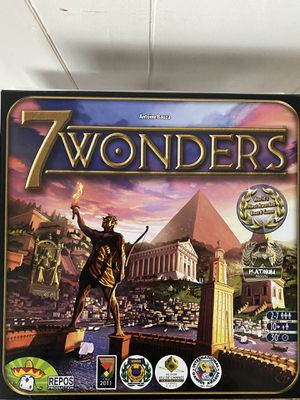 7 wonders board game for Sale in Columbia, MO