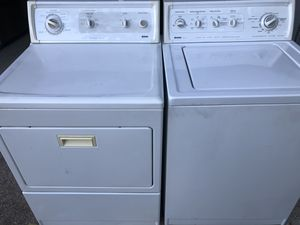 Washer and Dryer Kenmore for Sale in Kissimmee, FL