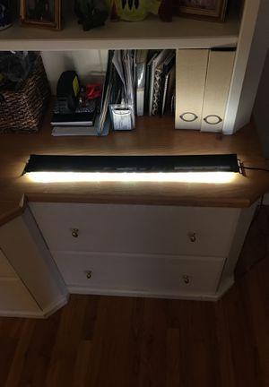 "Aqueon Optibright 30-36"" Adjustable LED Fish Tank Light for Sale in Winter Park, FL"