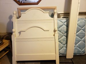 TWIN BED WITH MATTRESS, TAP ON THE CAR AND SEE MY OTHER OFFERS for Sale in Albany, CA