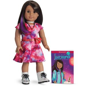 American Girl Luciana Doll, Book, & Telescope Set for Sale in Rutherford, NJ