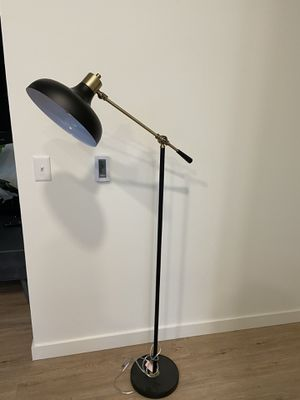 Threshold Crosby Schoolhouse floor lamp for Sale in Seattle, WA