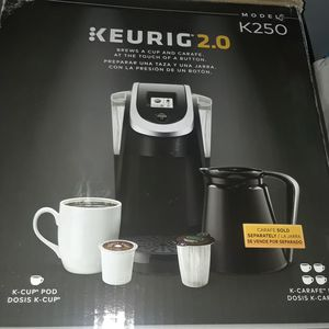 Keurig 2.0 - Ready for use for Sale in Silver Spring, MD