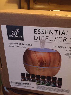 Essential Oil Diffuser Set for Sale in Washington, DC