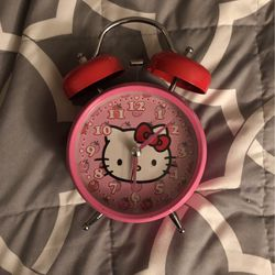 Hello Kitty Alarm Clock for Sale in Pomona,  CA