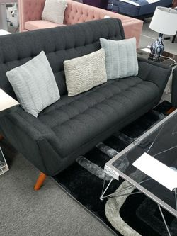 Black Sofa And Love Seat for Sale in Irving,  TX